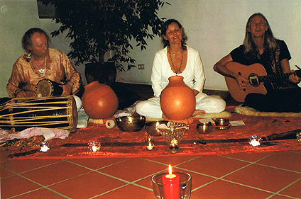Raviindra , Dhyana and Rishi